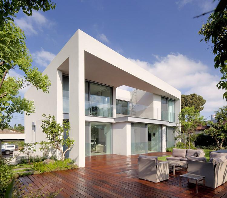 Casa Ch / Domb Architecture, © Amit Geron