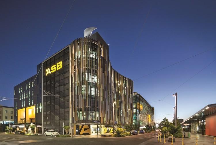 ASB HQ / BVN Donovan Hill + Jasmax, © John Gollings