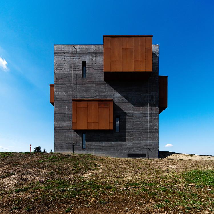 Centro de Visitantes Kemenes Volcanopark / Foldes Architects, © Tamas Bujnovszky