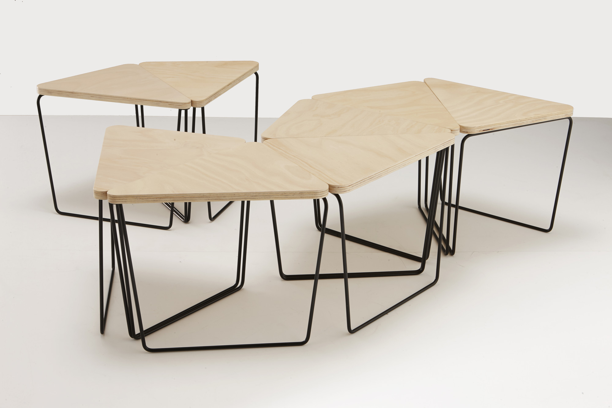 Mesa Fractal / Nicholas Karlovasitis & Sarah Gibson - Design By Them, © Pete Daly
