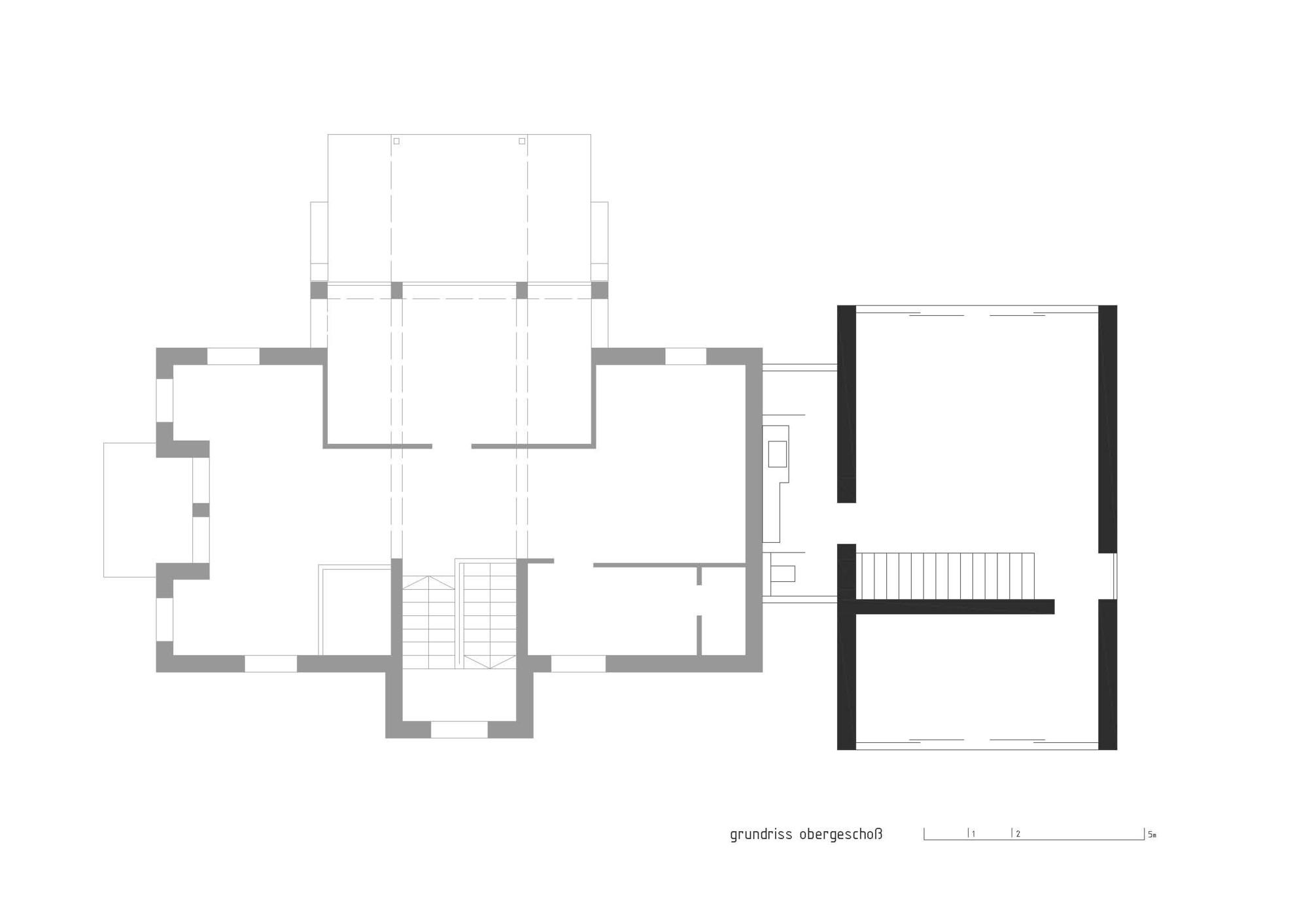 Haus Am See,First Floor Plan
