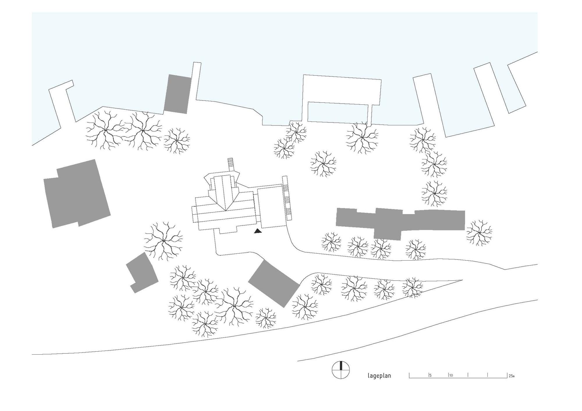 Haus Am See / Spado Architects. 21 / 25. Site Plan