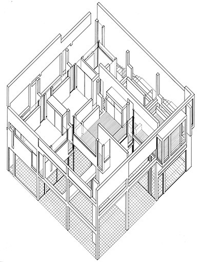 Gallery of Eisenman's Evolution: Architecture, Syntax, and ...
