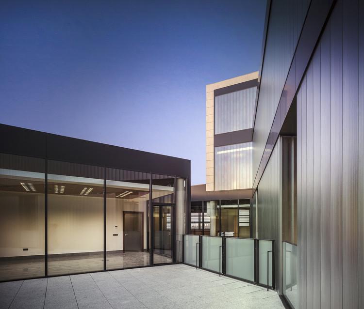 New Court Building in Almendralejo / Enrique Bardají & Asociados, © Jesús Granada
