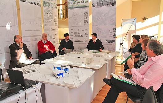 Resultados Concurso de Ideas Edificio Consistorial de Punta Arenas, Courtesy of La Prensa Austral