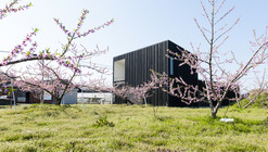 Casa patio en Peach Garden / Takeru Shoji Architects