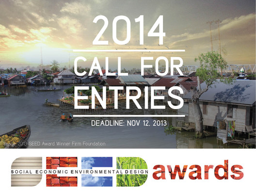 2014 SEED Award Call For Entries