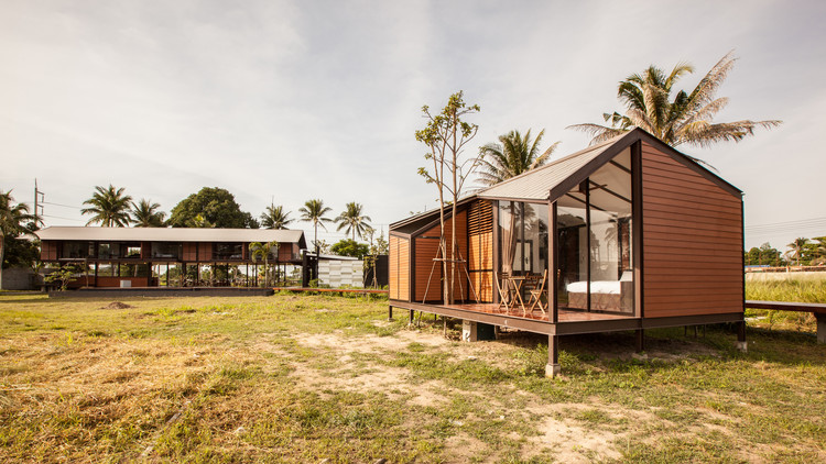 Baan Suan Mook  / SOOK Architects, © Spaceshift Studio
