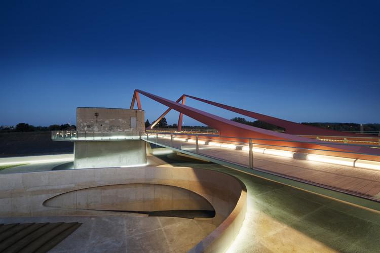 Ponte Vroenhoven / Ney&Partners, Cortesia de Ney&Partners