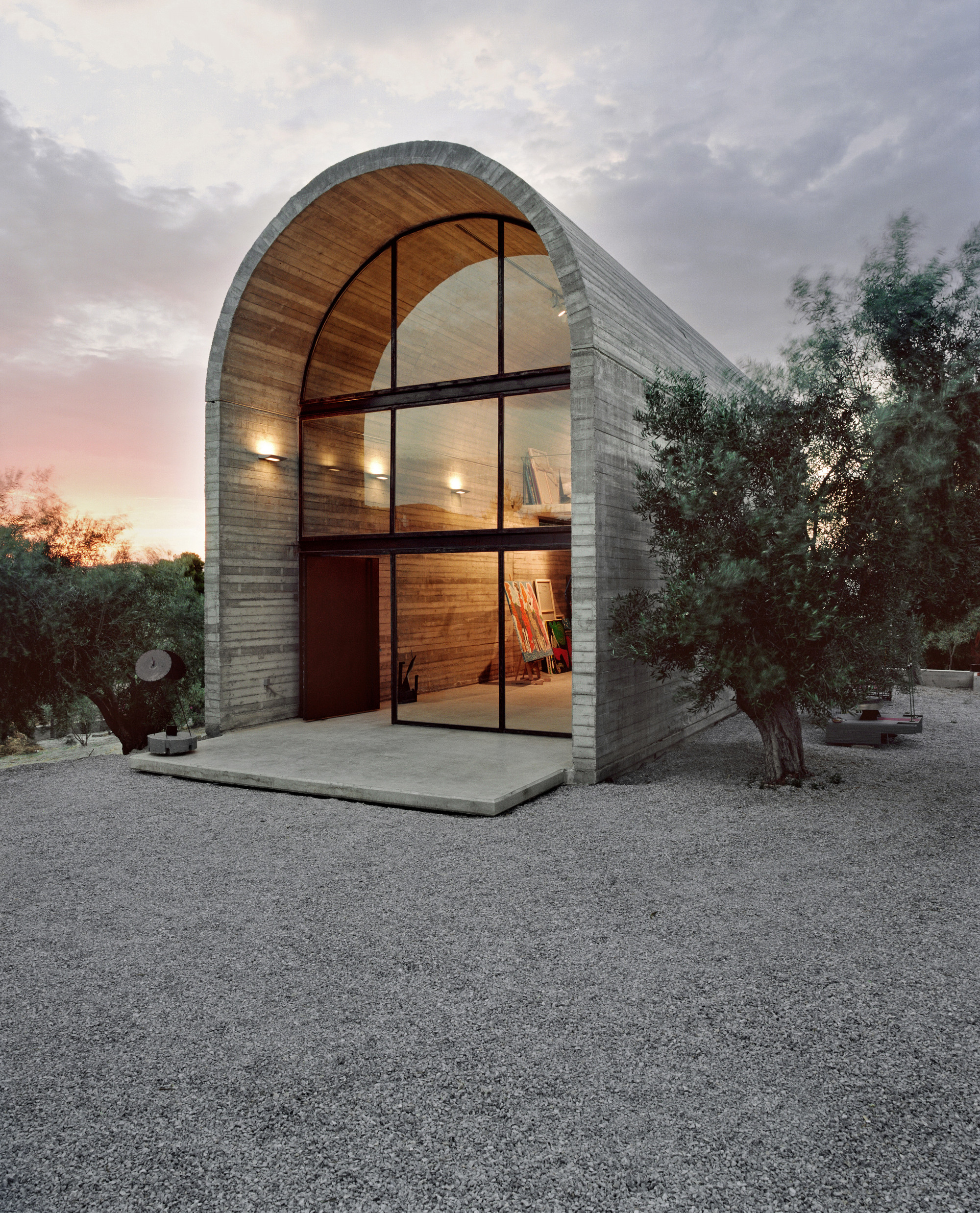 Art Warehouse in Greece / A31 Architecture