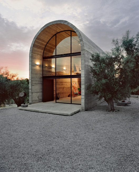 Art Warehouse in Greece / A31 Architecture, © Yiannis Hadjiaslanis