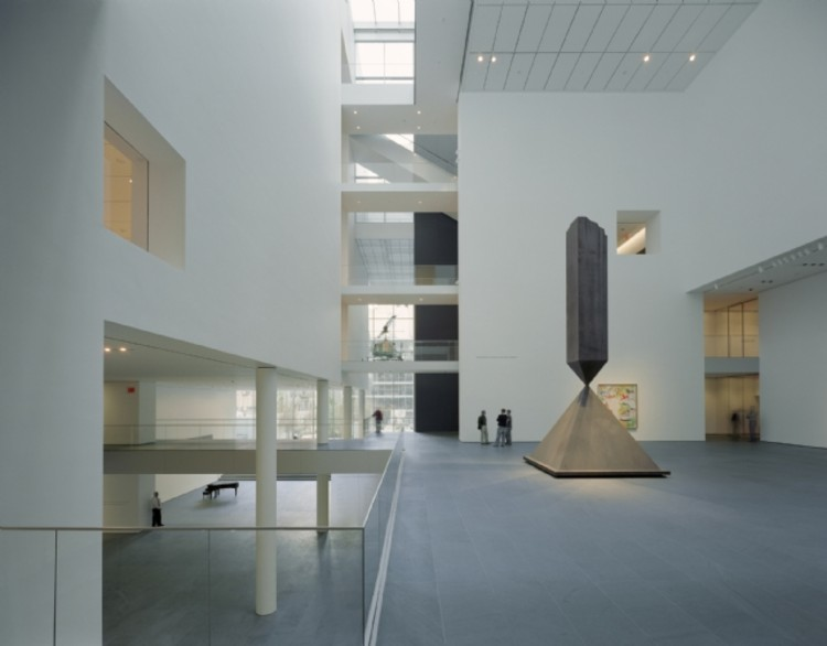Museo Moma.Ad Classics The Museum Of Modern Art Archdaily