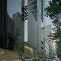 53rd Street entrance. Image © Timothy Hursley