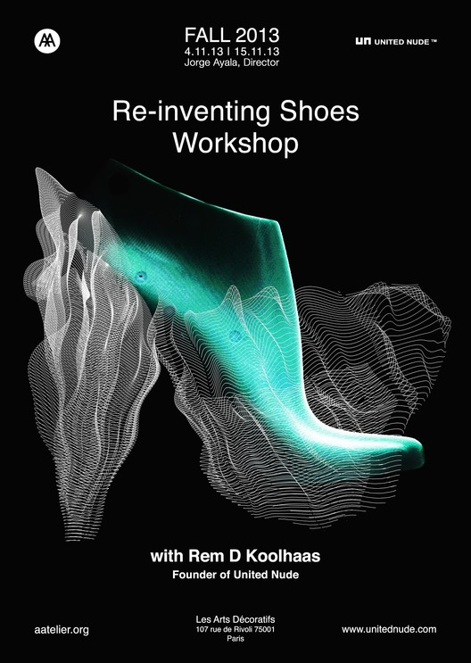 Re-inventing Shoes Workshop at AAtelier Paris
