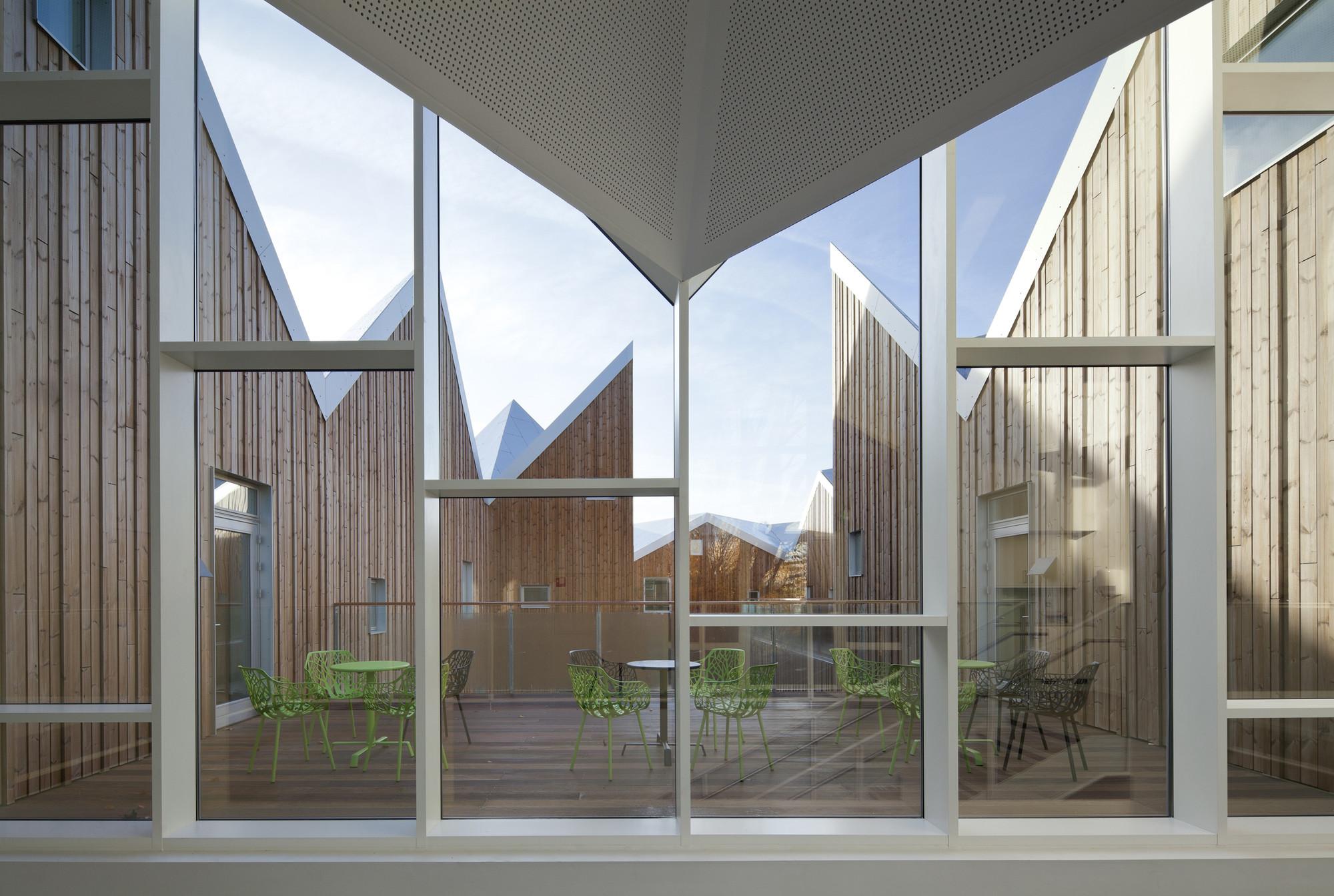 Centro de Cáncer y Salud / Nord Architects