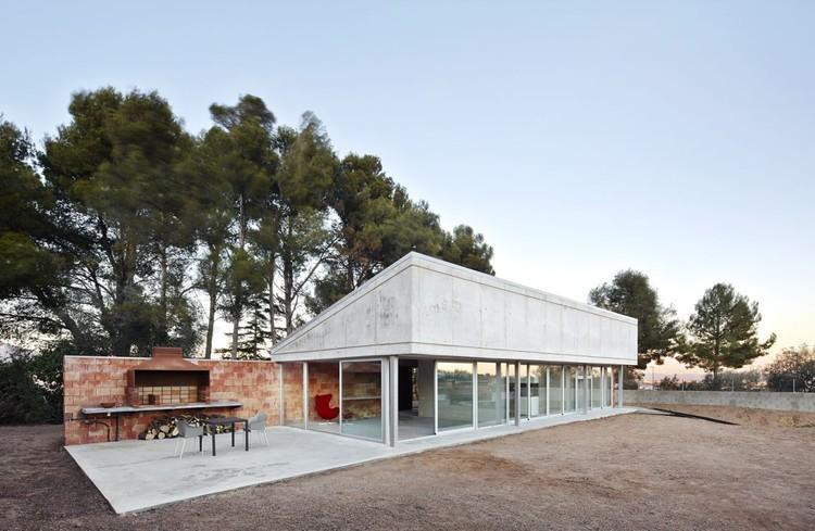 Casa Barbacoa / Pepe Gascón , © José Hevia