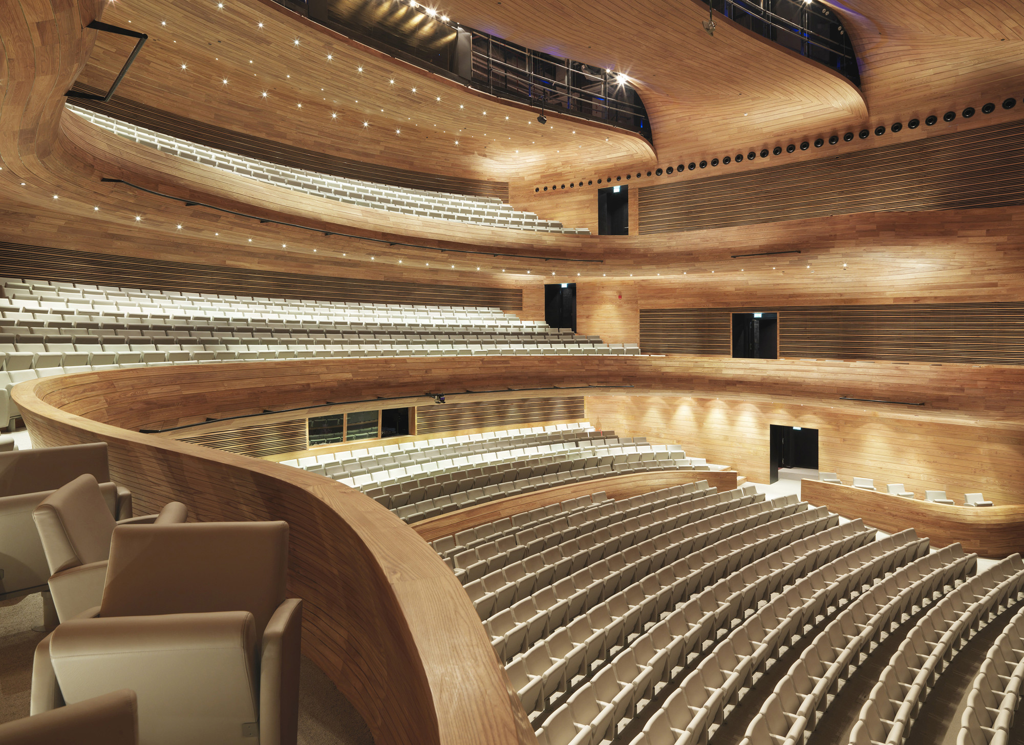 Gallery Of Bahrain National Theatre Architecture Studio 2