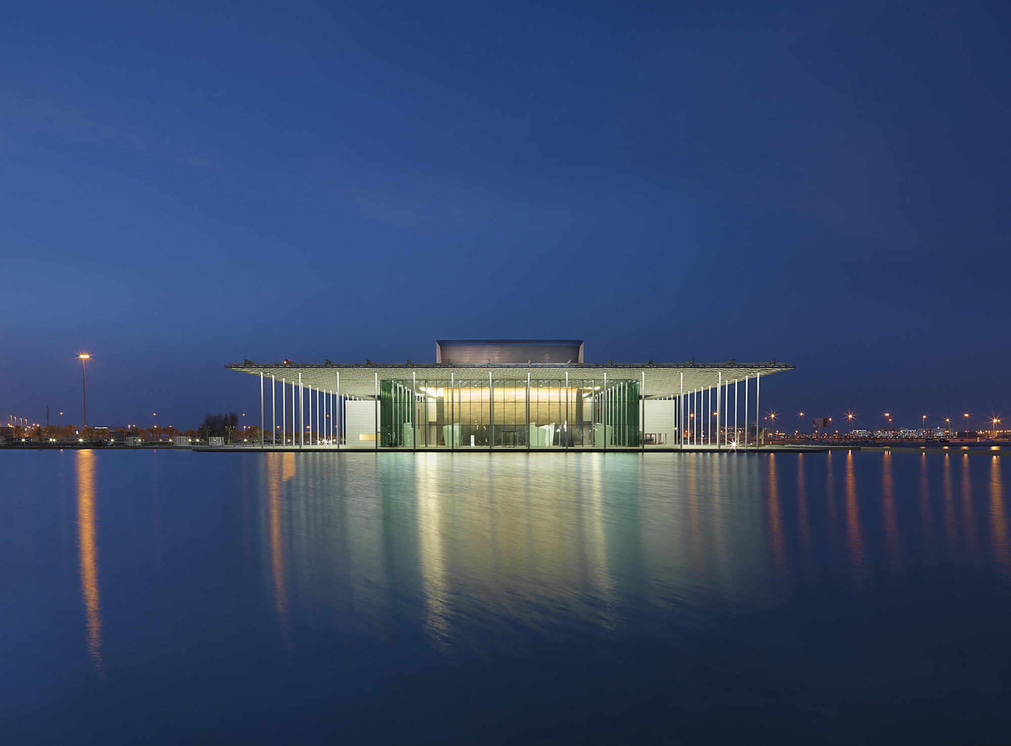 Bahrain: Bahrain National Theatre / Architecture-Studio
