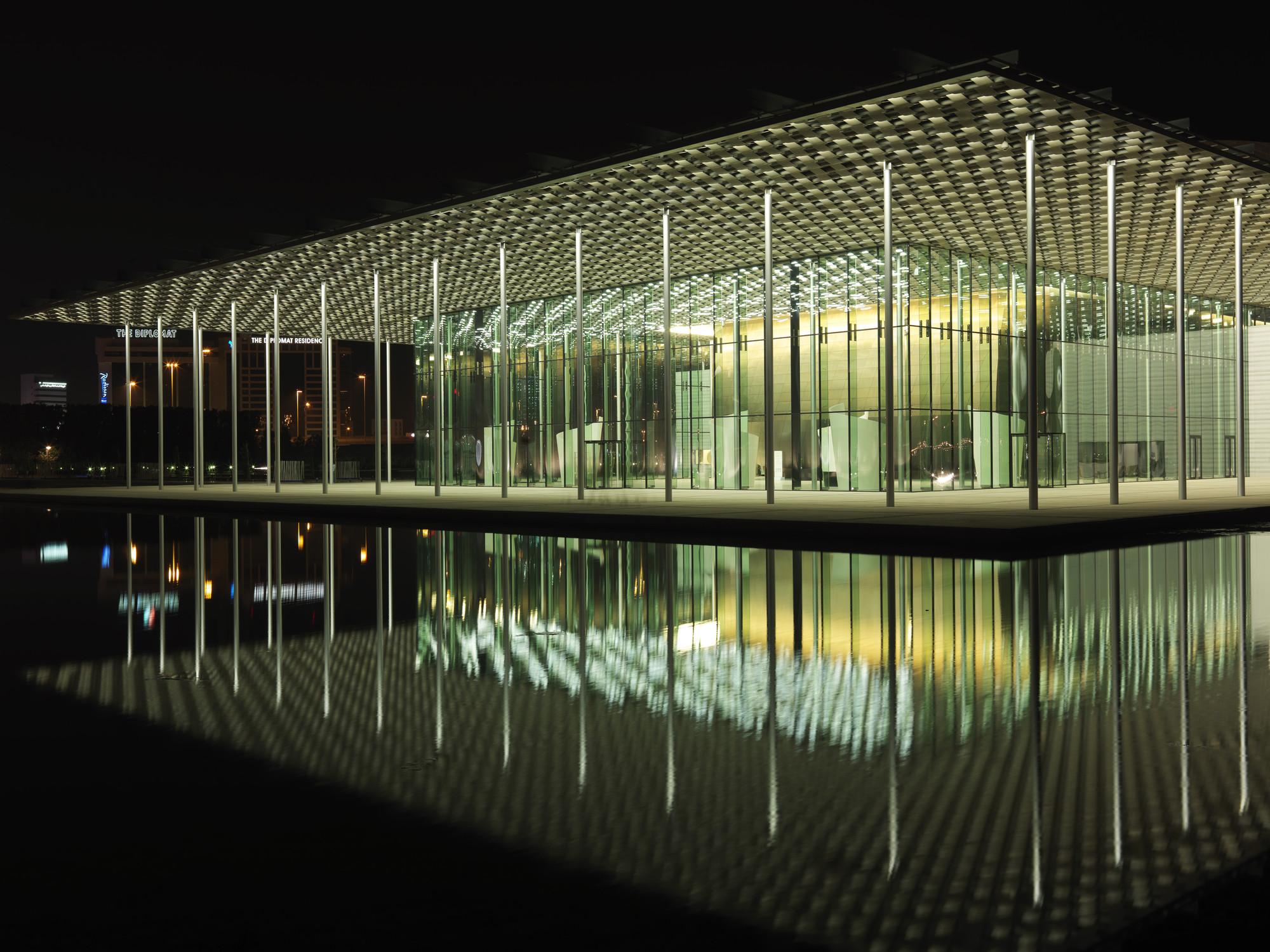 Gallery Of Bahrain National Theatre Architecture Studio 4