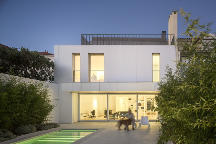 Parede 11 humberto conde plataforma arquitectura for Honorarios arquitecto vivienda unifamiliar