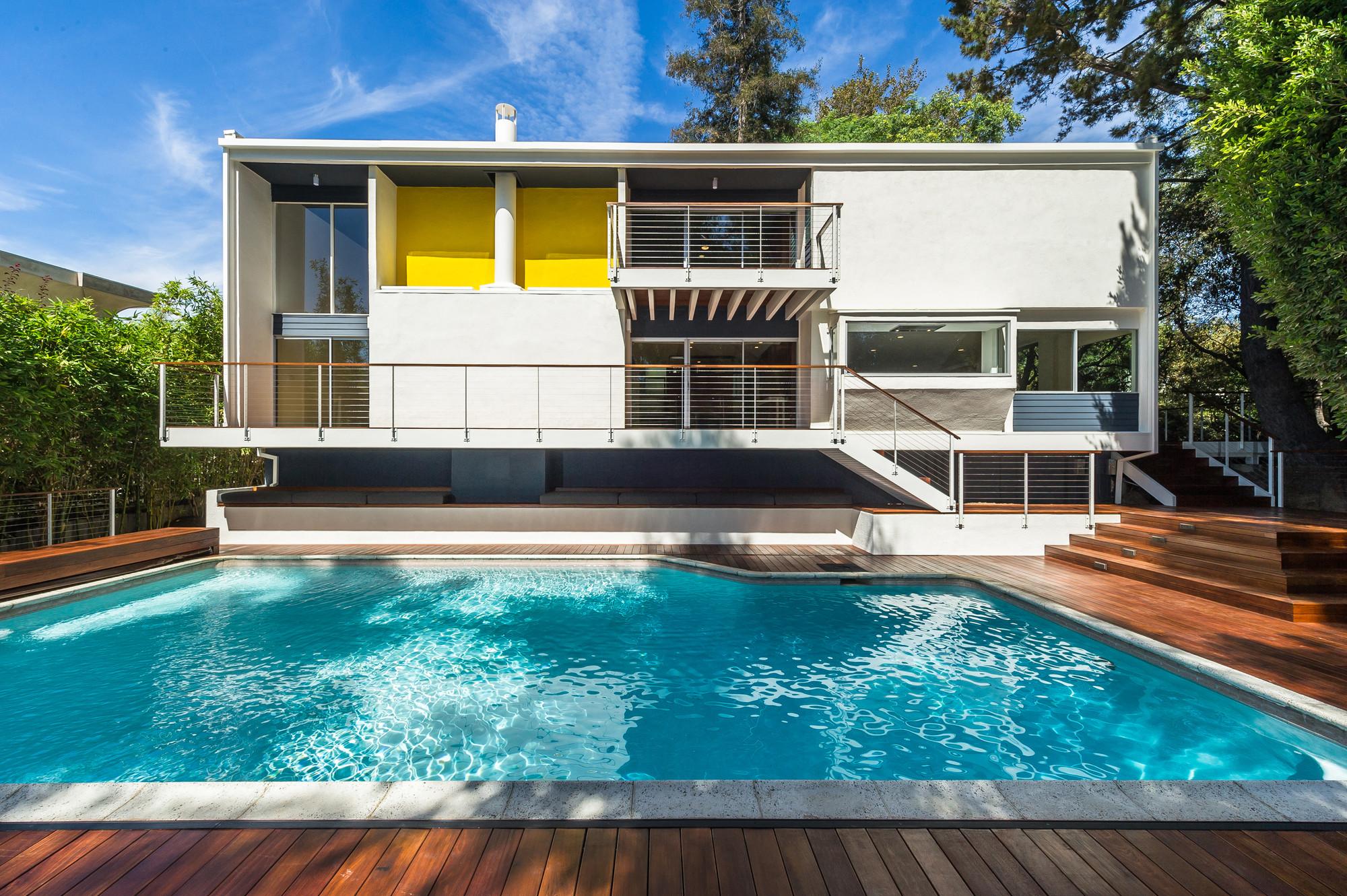 Residencia Kearsarge / Kurt Krueger Architect