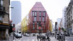 Escuela de negocios Novancia / Architecture-Studio