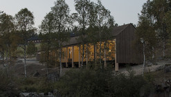 Atnbrufossen Vannbruksmuseum / L J B
