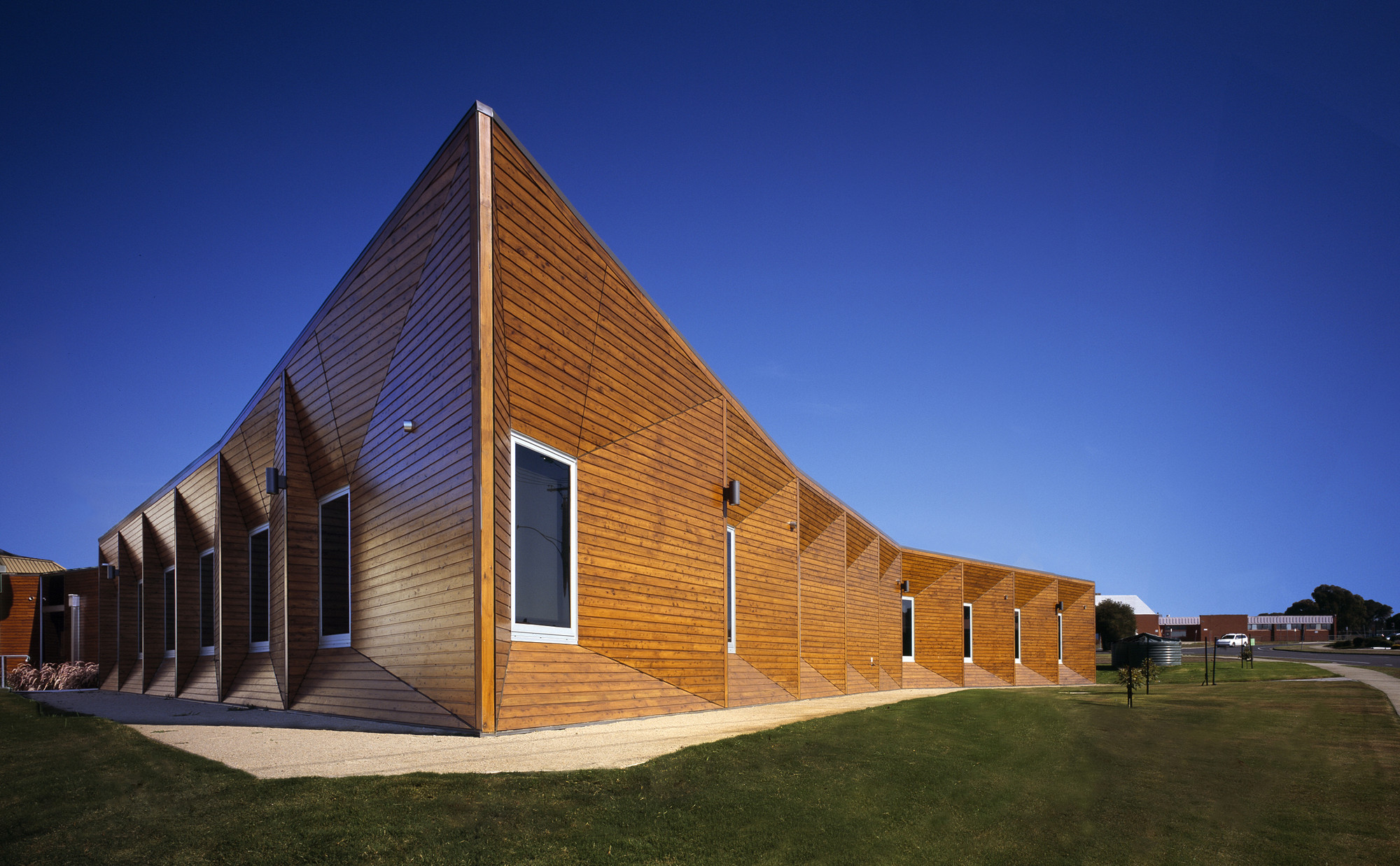 Belmont Community Rehabilitation Centre / Billard Leece Partnership, © Tony Miller