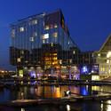 Hotel Aitana Ijdock Bakers Architecten Ben Loerakker