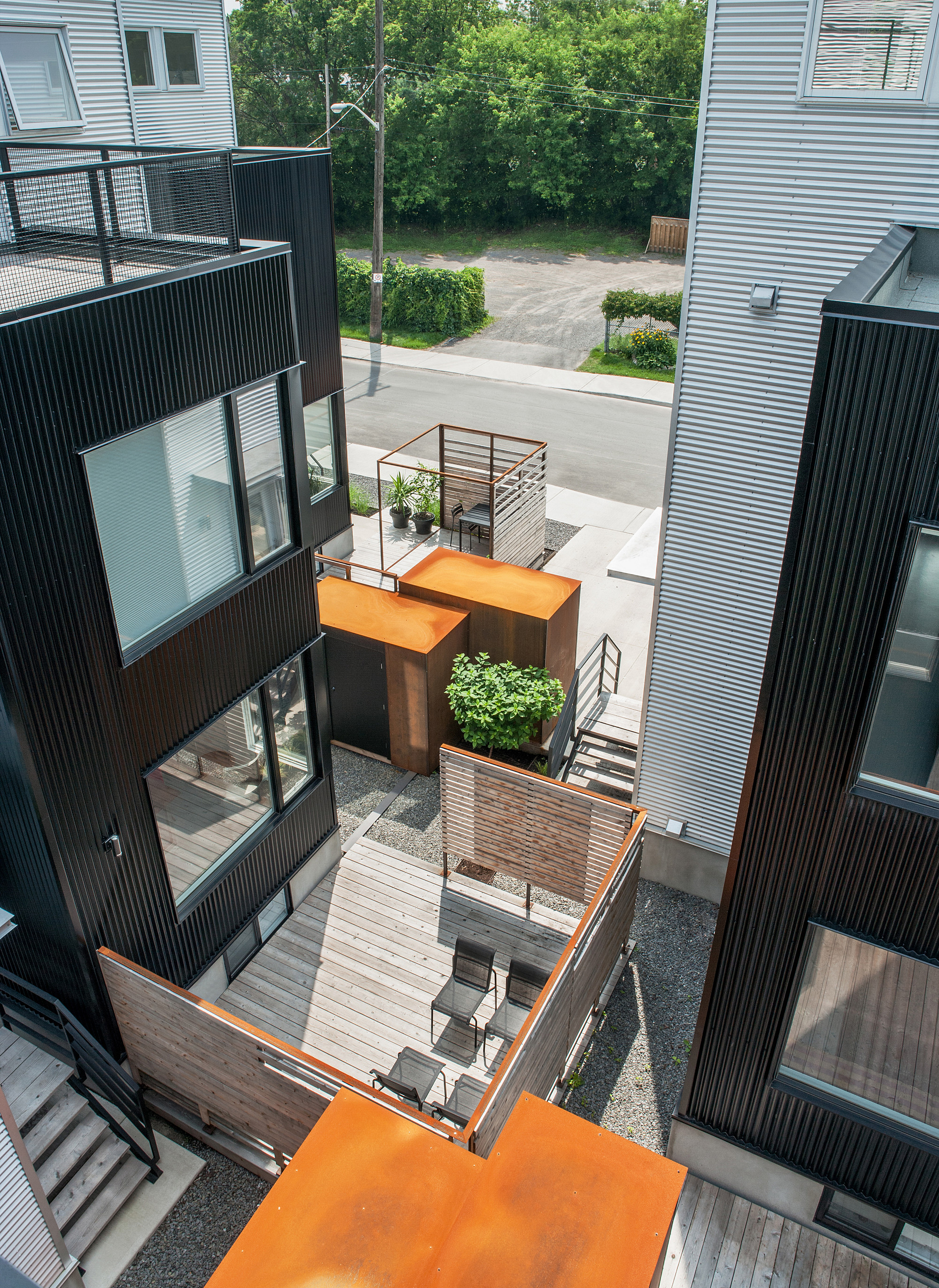 Superb The Hintonburg Six / Colizza Bruni Architecture Inc. Awesome Design