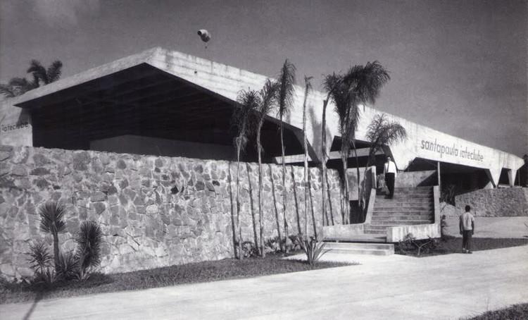 Clássicos da Arquitetura: Santa Paula Iate Clube / Vilanova Artigas, Cortesia de SGBL