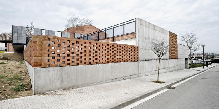Escola Bressol en Vilanova del Vallés / David Sebastian + Gerard Puig Arquitectes, © Adrià Goula