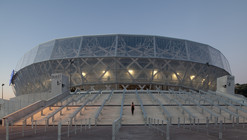 Estádio Willmote Allianz Rivera em Nice / Wilmotte & Associés Sa