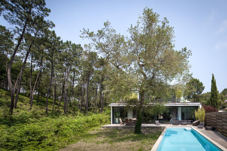 Villa Seignosse Debarre Duplantiers Associés Architecture