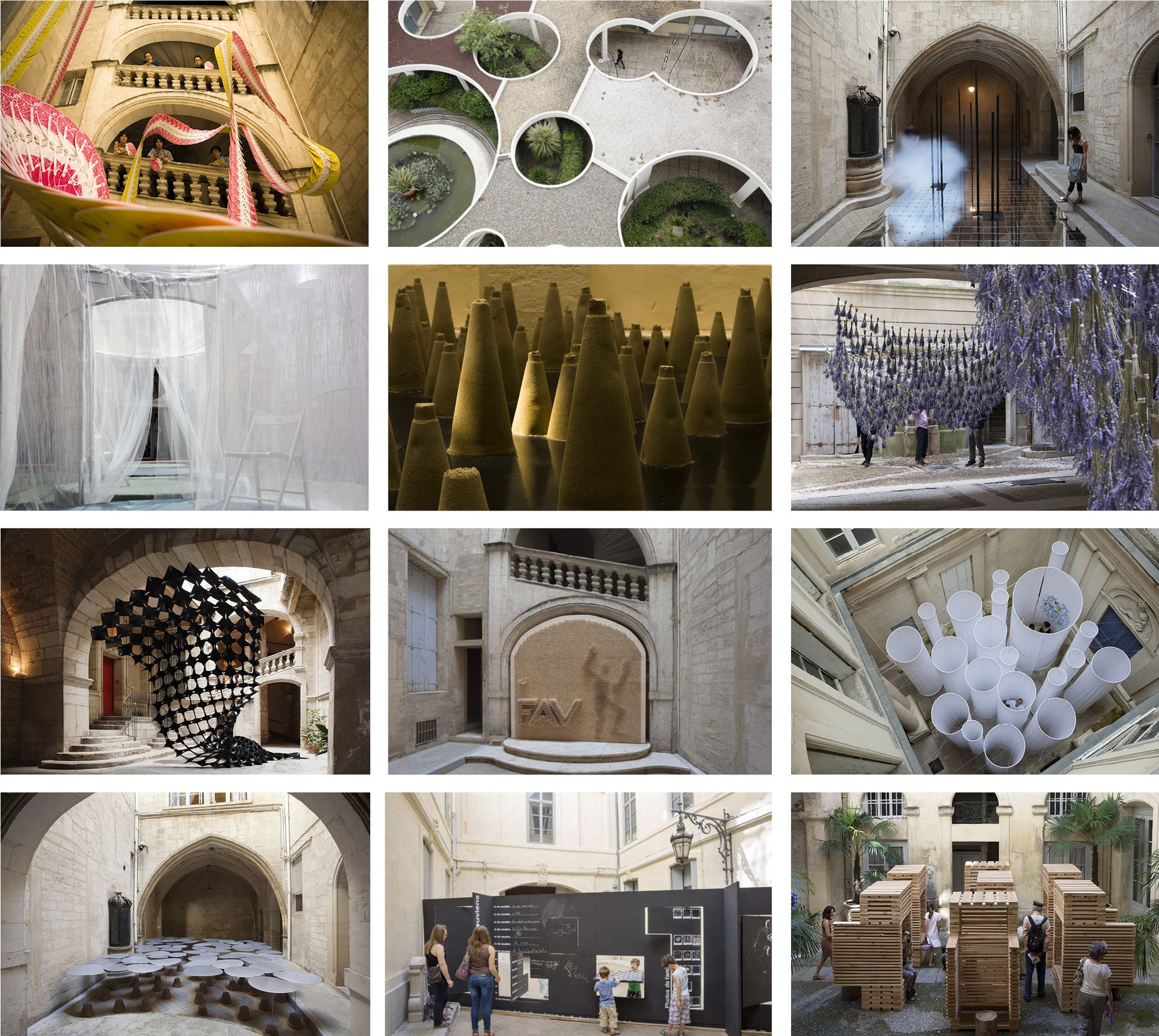 Festival Des Architectures Vives 2014 Call for Submissions