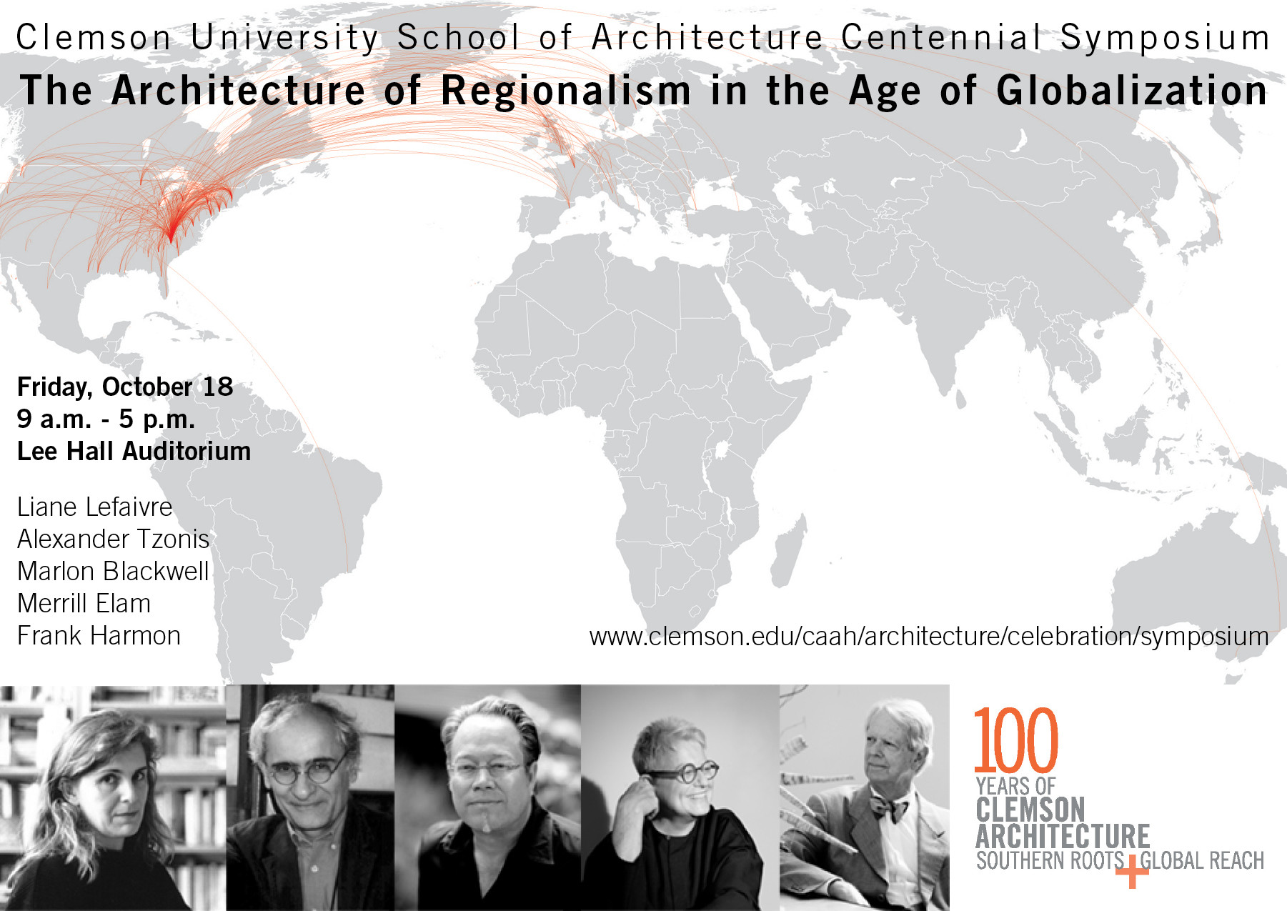 """The Architecture of Regionalism in the Age of Globalization"" Symposium"