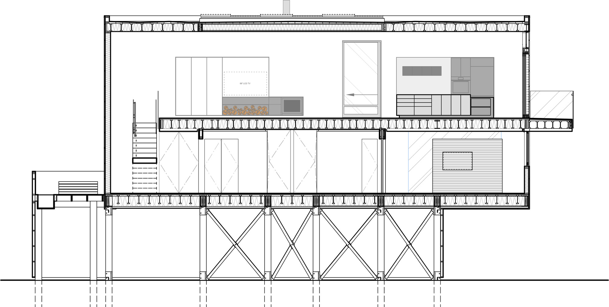 Gallery Of Beach Walk House Spg Architects 17