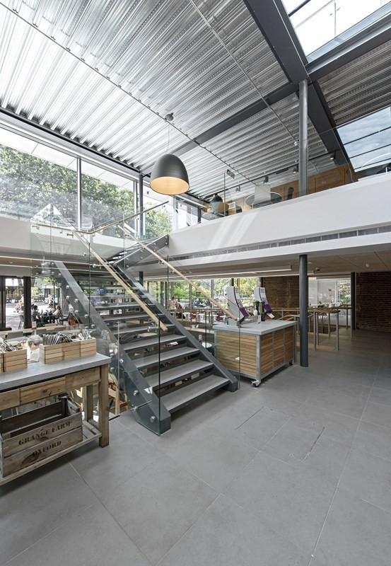 Gallery of terrace restaurant at london zoo shh 3 for Terrace bar grill