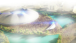 Weston Williamson Wins Brasilia Stadium Competition with Responsive Arena