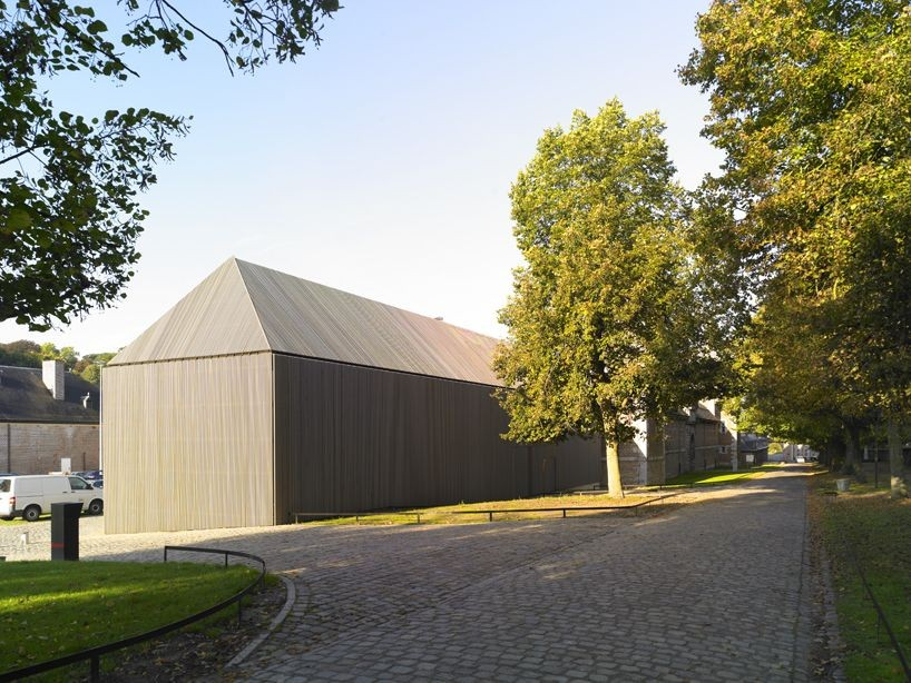 Alden Biesen / a2o architecten, Courtesy of a2o architecten