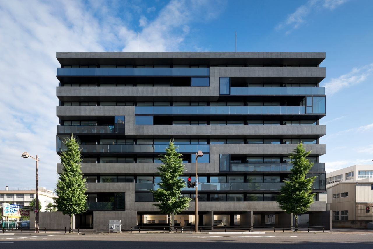 Housing Complex Niigata / TAKUYAHOSOKAI + Hirose Architects, © Naomichi Sode