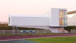 Méru athletics / Olivier Werner Architecte