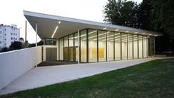 Pavilion Jean Baptiste Clément / Olivier Werner Architecte