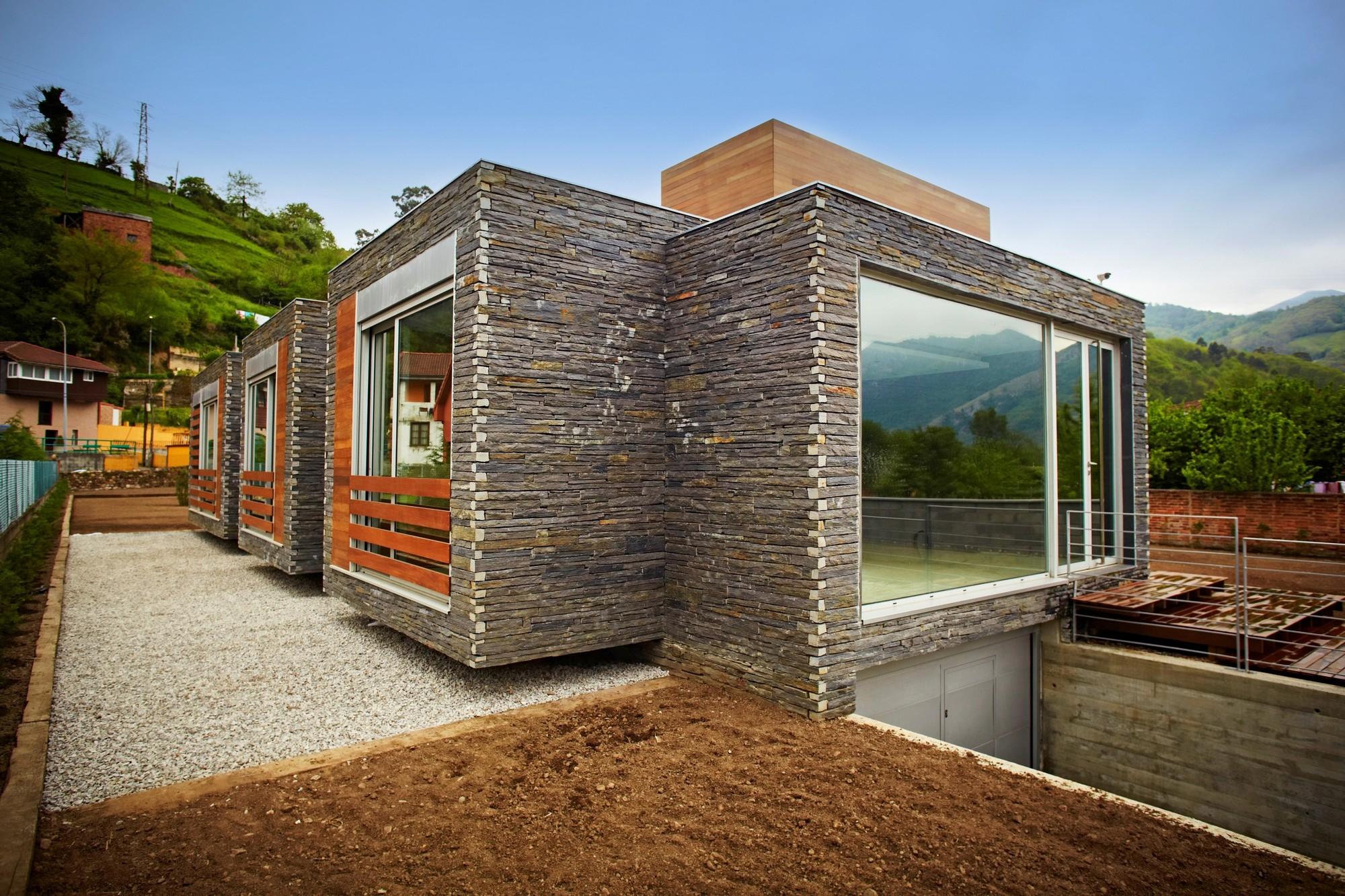 Gallery of family house in pereda zwei estudio creativo 6 - Precios de casas prefabricadas de hormigon en espana ...