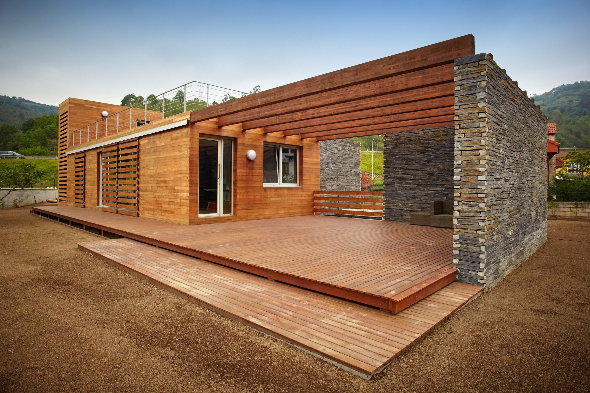 Family House In Pereda / Zwei Estudio Creativo, © Javier Granda