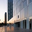 via WSP Architects. Image Courtesy of Arena International