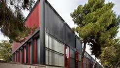 Ateneu Popular de Nou Barris / Fornari + Rojas Arquitectos