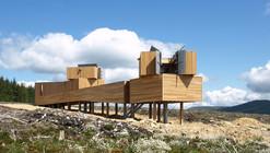 Observatório Kielder / Charles Barclay Architects