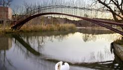 Puente Peatonal / Miró Rivera Architects