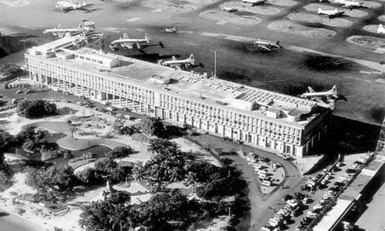 Clássicos da Arquitetura: Aeroporto Santos Dumont / Marcelo e Milton Roberto, Cortesia de Foi um Rio que passou